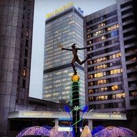 Снимок сделан в Центр международной торговли пользователем Вершинин ⚡ 1/17/2013