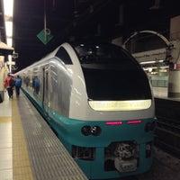 Photo taken at JR Ueno Station by SasaMasa 2. on 4/20/2013