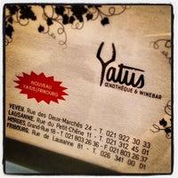 Photo taken at Yatus by Luca C. on 11/3/2012