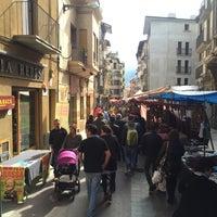 Photo taken at Fira Sant Ermengol by msubirats on 10/17/2015