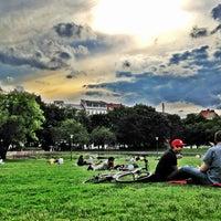 Das Foto wurde bei Volkspark am Weinberg von Eike S. am 6/15/2013 aufgenommen