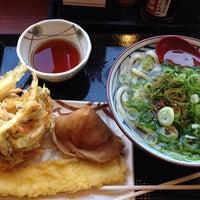 Photo taken at 丸亀製麺 水口店 by Kiminari M. on 11/14/2013