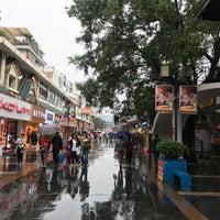 Photo taken at Guilin walking street by William K. on 11/17/2017