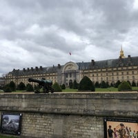 Photo taken at Musée de l'Armée by William K. on 3/30/2018