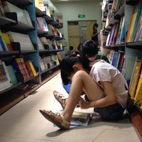 Photo taken at Central Book City by William K. on 10/5/2013