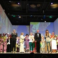 Foto tomada en Академический камерный музыкальный театр имени Б. А. Покровского por Maria P. el 5/23/2013