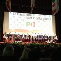 Photo taken at CineTeatro Don Bosco by Francesco P. on 1/27/2013