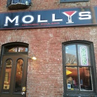 Photo taken at Molly's in Soulard by Rachelle E. on 2/3/2013
