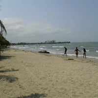 Photo taken at Coveñas by William H. on 1/24/2013