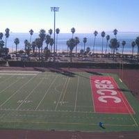 Photo taken at Santa Barbara City College by Katie K. on 10/26/2012