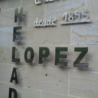 Photo taken at Heladeria Lopez by Lidia S. on 4/21/2013