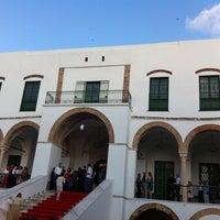 Photo prise au Palais Kobbet Ennhas par Moez B. le7/5/2013