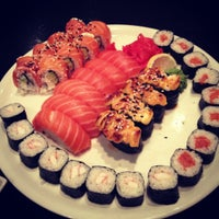 Photo taken at Parma Sushi by Yana D. on 11/18/2012