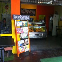 Photo taken at El Buen Sitio by Jean paul V. on 10/30/2012
