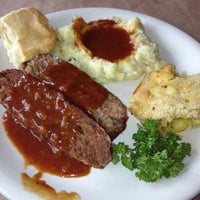 Photo taken at Ted's Montana Grill by Diana T. on 9/27/2012