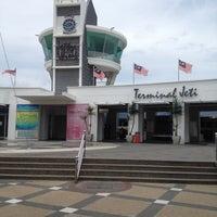Photo taken at Terminal Jeti Lumut by Yit C. on 10/15/2012
