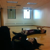 Photo taken at The Dance Center (DE) by Jonathan P. on 3/19/2013