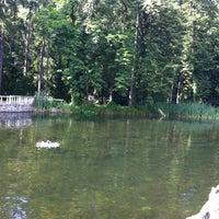 Photo taken at Restauracia Rybarska Basta by Alexandra G. on 6/29/2013