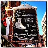 Photo taken at Lou Mitchell's by Nicolas P. on 10/7/2012