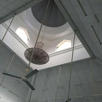Photo taken at Masjid Nurul Iman Serendah by amj on 11/30/2017