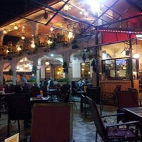 Photo taken at Marakesh: Arab Moroccan Restaurant by amj on 5/4/2013