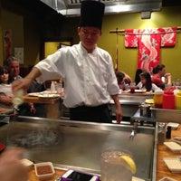Photo taken at Samurai Blue Japanese Grill by dumetru P. on 11/3/2012