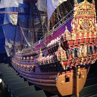 Photo taken at Vasa Museum by Анна S. on 3/10/2013