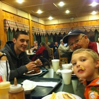 Photo taken at Smoky Mountain Barbeque by Debbie B. on 11/17/2012