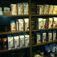 Photo taken at Starbucks by Trey D. on 10/19/2012