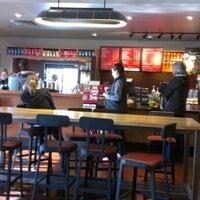 Photo taken at Starbucks by Joy B. on 11/21/2012