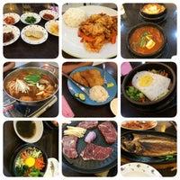 Photo taken at 大长今 Onix Jun Restaurant by Mun Y. on 10/22/2014