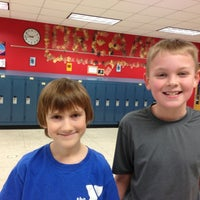 Photo taken at Northern Hills Elementary by Curt R. on 3/1/2013