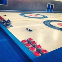 Photo taken at Moscow Curling Club by Ekaterina N. on 1/11/2013
