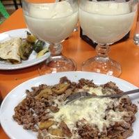 Photo taken at Tacos Los Tarascos by Alfredo D. on 12/9/2012