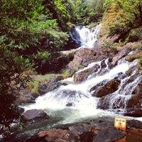 Photo taken at Thác Datanla (Datanla Waterfall) by Наталья Р. on 4/3/2013