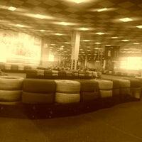 Photo taken at Baku Karting & Event Center by Jumshud S. on 10/7/2012