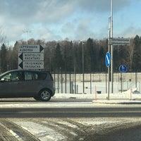 Photo taken at Leppävaara / Alberga by Allan M. on 1/31/2018