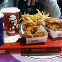 Photo taken at KFC by Tessy A. on 11/14/2012