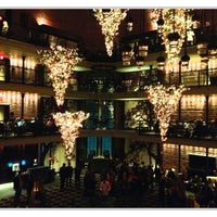 Photo taken at The Liberty Hotel by Mkt D. on 1/6/2013