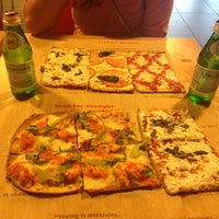 Photo taken at Jules Thin Crust Pizza by Jimmy R. on 6/20/2013