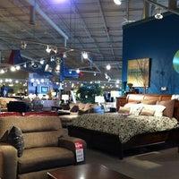 Photo Taken At Klopfenstein Homerooms Furniture Store By Daniel A. On 4/2/  ...