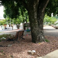 Photo taken at Praça Leonel de Moura Brizola by Juarez A. on 3/26/2013