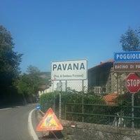 Photo taken at Pàvana by Luca G. on 9/26/2013