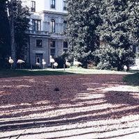 Photo taken at Villa Invernizzi by Luca G. on 4/7/2015