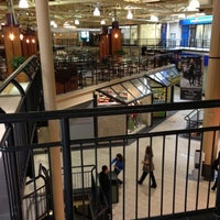 Photo taken at Confederation Court Mall by Alex M. on 10/23/2012