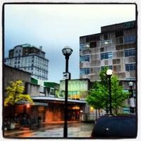 Photo taken at Hamilton GO Centre by Jeff B. on 5/28/2013