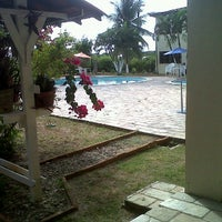 Photo taken at Hotel De Transito Da PM by Rayres M. on 11/18/2012