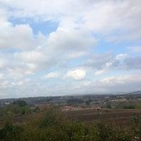 Photo taken at Çatalca by Filiz B. on 10/24/2012