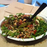 Photo taken at Chipotle Mexican Grill by Josina W. on 4/18/2013