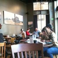 Photo taken at Awaken Cafe by Jennifer W. on 11/21/2012